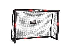 HUDORA 76915, Football goal Pro Tect Football goal for kids and adults, Multicolor, 180x120 cm