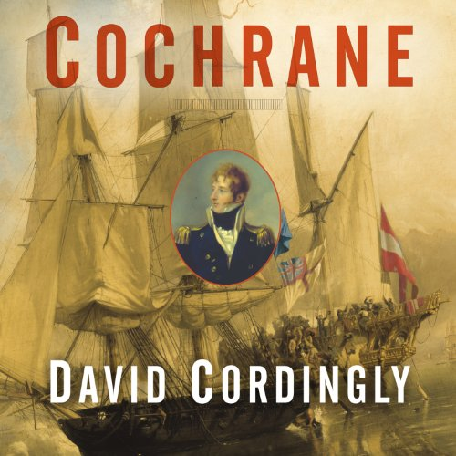 Cochrane audiobook cover art