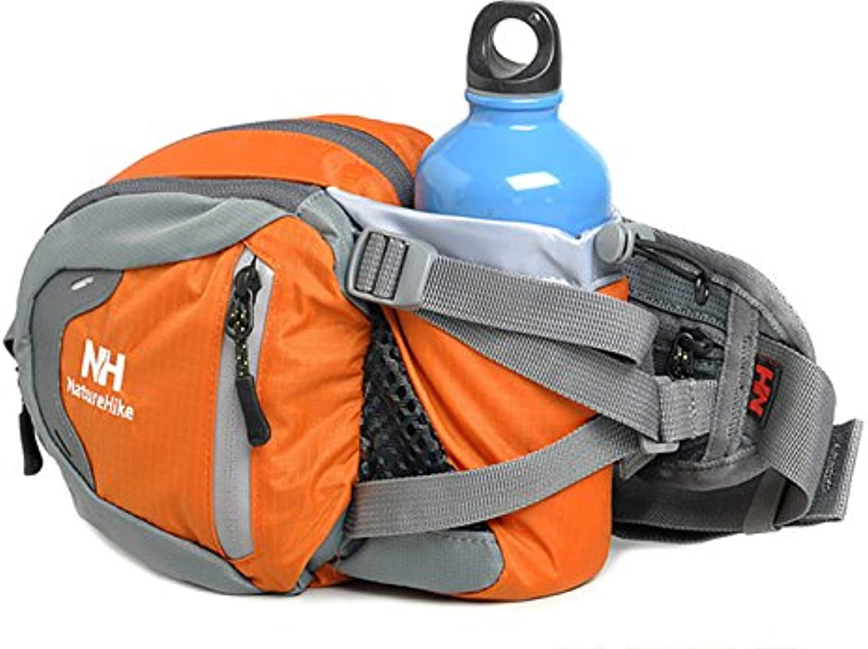 Pocket waterproof outdoor stylish water bottle pockets and women's marathon running biking hiking phone packages