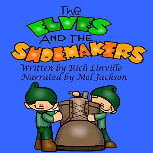 The Elves and the Shoemakers audiobook cover art