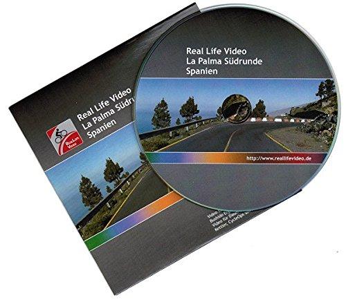Real Life Video – La Palma Südrunde (für Tacx, Daum, Kettler, CycleOps und Cyclus 2)