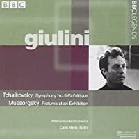Tchaikovsky: Symphony No. 6 - Path茅tique / Mussorgsky: Pictures at an Exhibition (2000-03-28)