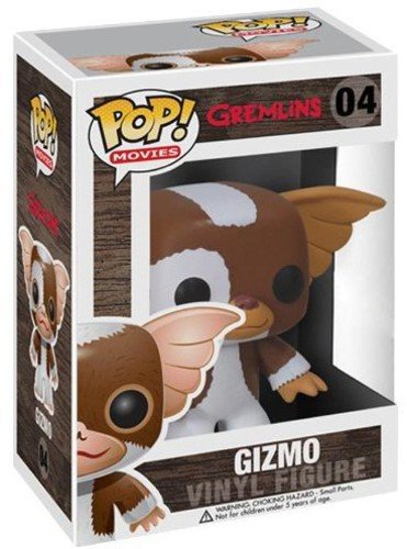 Funko 2372 No POP Vinylfigur: Movies: Gizmo, Mehrfarbig