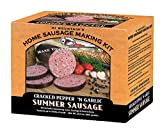 Hi Mountain Jerky Cracked Pepper 'n Garlic Summer Sausage Kit