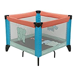 Portable Baby Bed - Graco Playpen – TotBloc Pack 'N Play