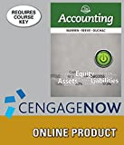 CengageNOW for Warren/Reeve/Duchac's Accounting, 25th Edition