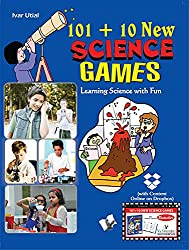 101+10 New Science Games (With CD): Learning Science with Fun Paperback