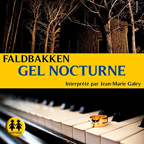 Couverture de Gel nocturne