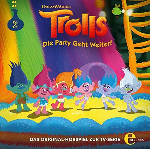 Trolls - Die Party geht weiter! - Folge 2: Sportsfreunde - Das Original-Hörspiel zur TV-Serie