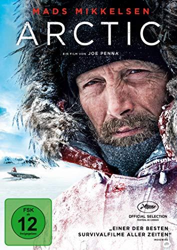 Arctic [DVD] [2018]