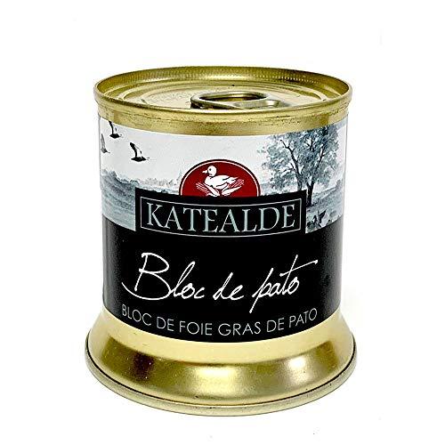 Katealde Bloc De Foie Gras De Pato, 200 g