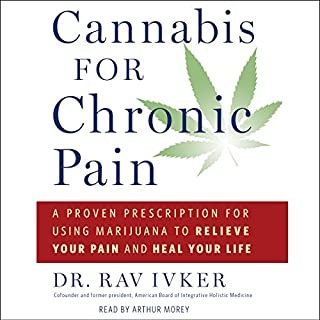 Cannabis for Chronic Pain audiobook cover art