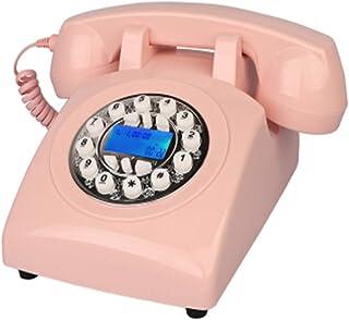Vintage Telephone 1970s Style Retro Landline Phone, Authentic Retro Ringtone Retro Landline