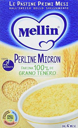Mellin Pastina Perline Micron - 320 grammi