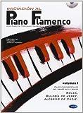 Iniciación al Piano Flamenco, Volumen I (metodo autodidacta)