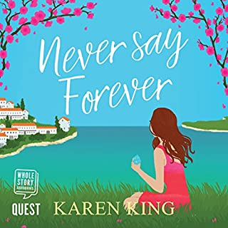 Never Say Forever cover art