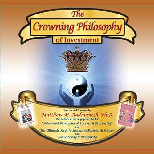 The Crowning Philosophy of Investment audiobook cover art