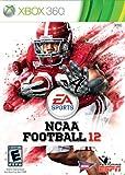xbox 360 ncaa football 14 - NCAA Football 12 - Xbox 360