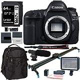 Canon EOS 5D Mark IV Digital SLR Camera ‑...
