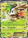 Pokemon Trading Card - Shaymin Ex 5/99 Negro & Blanco (B&W) Next Destinies - Rare