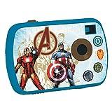 The Avengers- Fotocamera Digitale, Colore Blu, DJ017AV