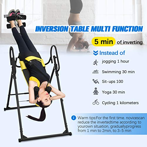 Doufit Inversion Table For Home