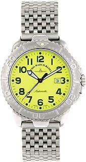 Zeno Watch Basel - Zeno-Watch 4554-a9M - Reloj de pulsera para hombre, color amarillo