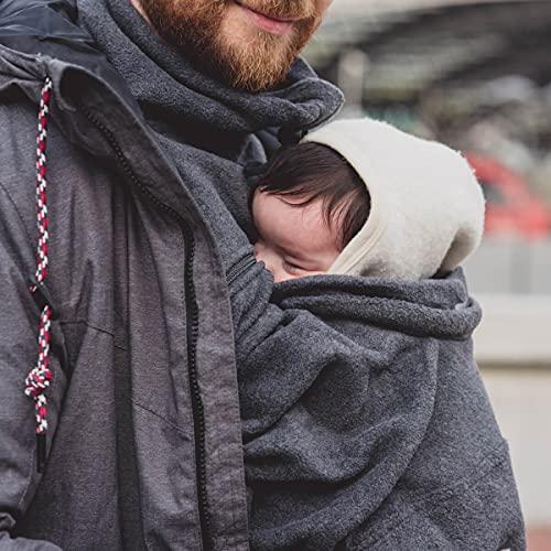 Hoppediz - Cobertor bufanda para portabebés, color...