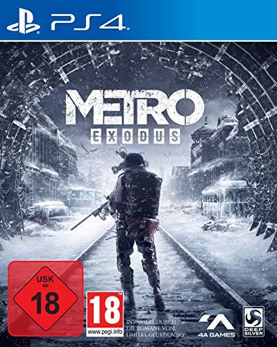 Metro Exodus - PlayStation 4 [Importación alemana]
