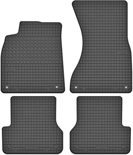 Gummimatten Gummi matten PREMIUM Gummifussmatten AUDI A6 C7 ab 2011AUDI A7 Sp