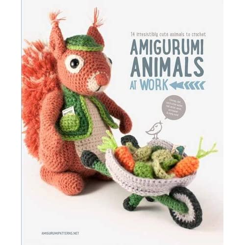 The Cutest Miniature Crochet Animals Ever! | artFido | 500x500