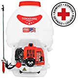 Tomahawk 5 Gallon Gas Power Backpack Pesticide/Fertilizer Sprayer for Mosquitoes and Ticks …