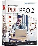 Ashampoo PDF Pro 2 Vollversion, 3 Lizenzen Windows PDF-Software