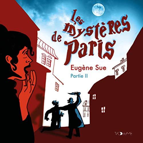 Couverture de Les mystères de Paris II
