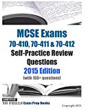 Self-Practice Review Questions