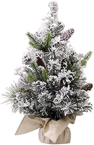 Gorgeous Christmas Tree Full Xmas PVC Flame Effect Ar Snow 2021 new Retardant