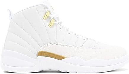 2217482fe823 JACKWOLDMIN Athletic Sport Basketball Running Sneaker AIR JORDAN 12 RETRO  OVO 873864 102 Training Shoe