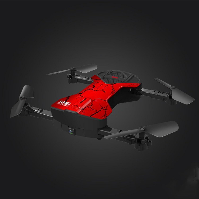 OOFAY Drohne Und Kamera, WiFi Control Mini Falttasche Drone Mit Druck Set High Und Headless Modi Für Kinder Geschenk