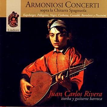 Armomiosi Concerti Sopra La Chitarra Spagnuola