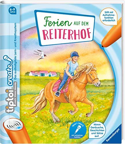 tiptoi® CREATE Ferien auf dem Reiterhof