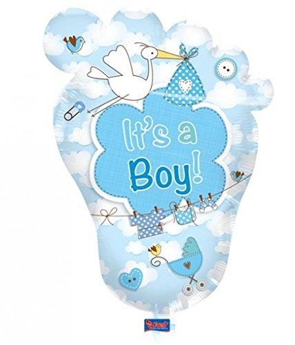 1 stuks. Folies luchtballon Its a Boy ballon jongen geboorte