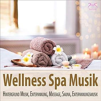 Wellness Spa Musik - Hintergrund Musik, Entspannung, Massage, Sauna, Entspannungsmusik