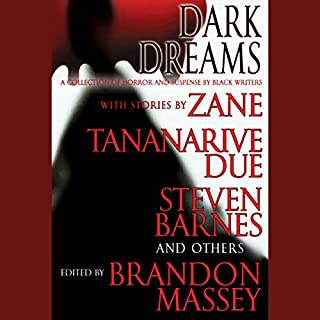 Dark Dreams audiobook cover art