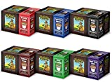 Cafe Don Pedro - 72 ct. Assortment Pack Arabica Low Acid Coffee Pods
