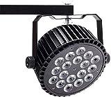 CHENJIA 180W Par Leuchten RGBW LED Uplight DMX512 Control Regenbogen-Stadiums-Lichteffekt Great Wall...