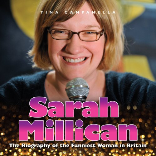 Sarah Millican audiobook cover art