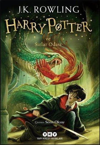 Harry Potter 2 ve Sirlar Odasi. Harry Potter und die Kammer des Schreckens: 2. Kitap