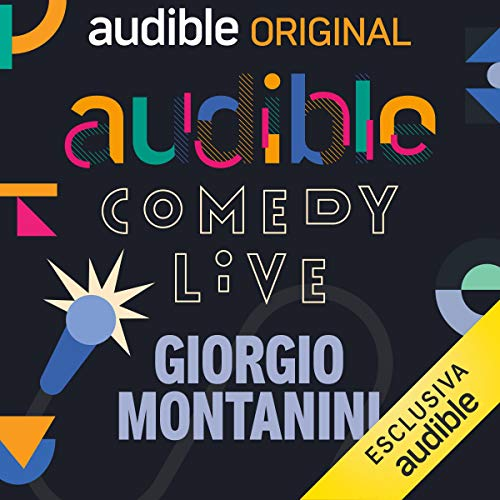 Audible Comedy LIVE #9 copertina