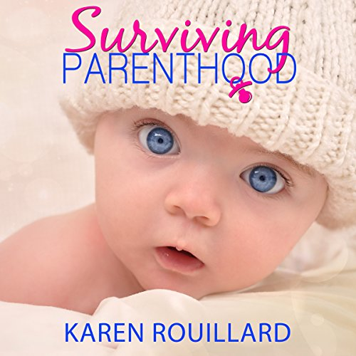 Surviving Parenthood audiobook cover art