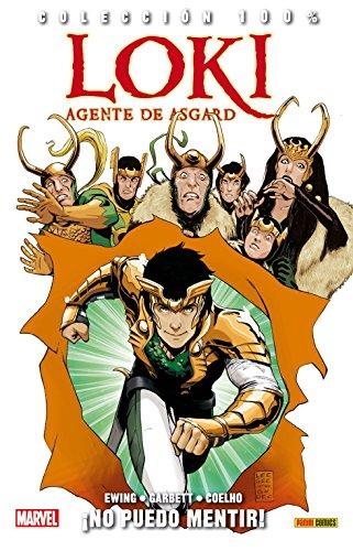 Loki agente de asgard 2: No puedo mentir